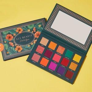 2/$46 Ace Beaute Nostalgia 15 Color Eye Palette